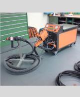 Impianto di zincatura a spruzzo Osu Arcspray ad alta capacita 600_800_1200_3000A