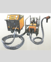 galvanizing plant spray Osu-Arc spray equipment 300A Push-Pull