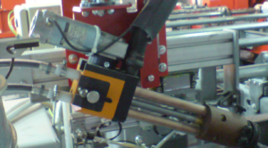 Pistola per zincatura a spruzzo Osu LD U 2 EM con prolunga