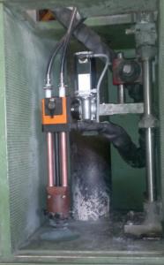 Pistola per zincatura a spruzzo Osu LD/U- 2 EMD con prolunga
