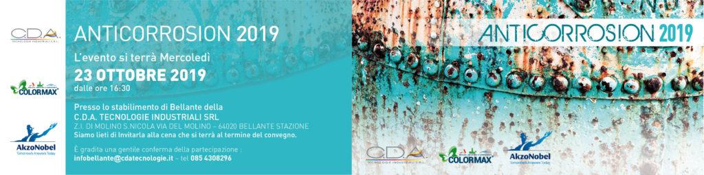 Conference Anticorrosion 2019